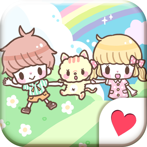Cute wallpaper★Cute Friends 個人化 App LOGO-APP試玩
