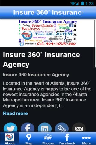Insure 360˚ Insurance Agency