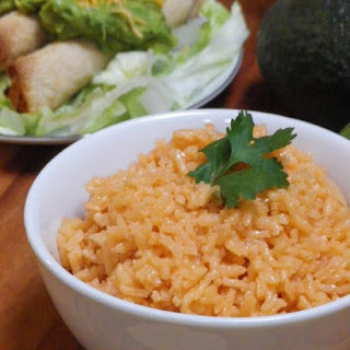 Martin's Easy Mexican Rice.