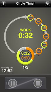 Circle Timer- screenshot thumbnail