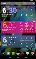 Screenshot of Colourform XP (for HD Widgets)
