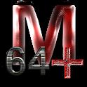 M64 emulator icon
