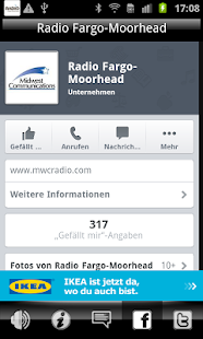 Radio Fargo Moorhead - screenshot thumbnail