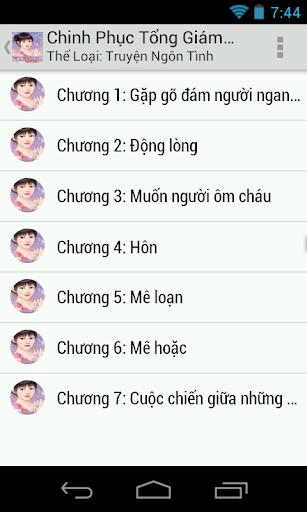 Chinh Phuc Tong Tai Lanh Lung