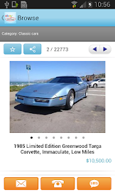 eBay Classifieds Screenshot 5