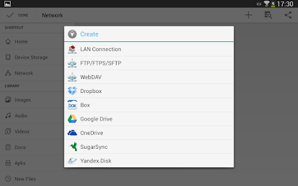 File Manager HD(File transfer) Screenshot 19