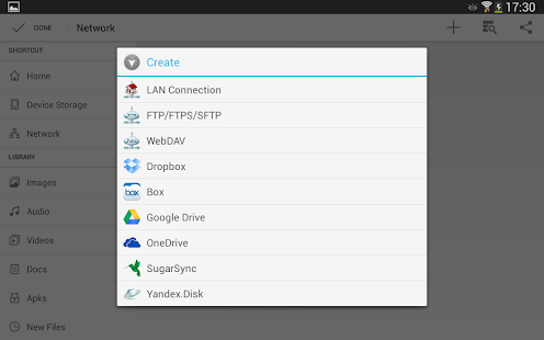 File Manager HD(File transfer) Screenshot 30