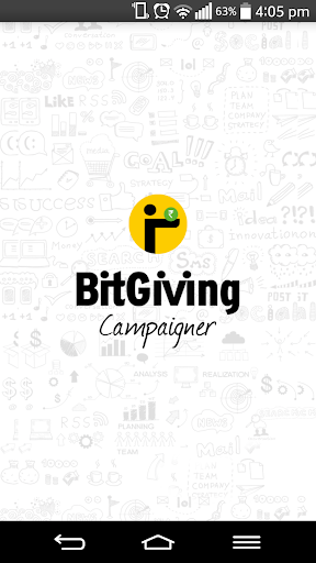 BitGiving Campaigner