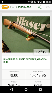 GunBroker.com- screenshot thumbnail