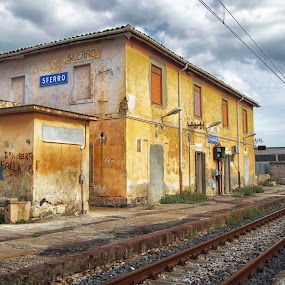 Old Station by Massimo Grassi - Buildings & Architecture Other Exteriors
