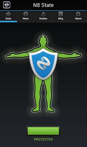 あなたの細胞レベルでの携帯電話の電磁放射に対する保護