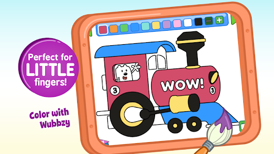 Wubbzy's Train Adventure - screenshot thumbnail