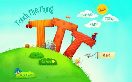TTT Learning new Language