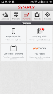 Synovus Mobile Banking- screenshot thumbnail