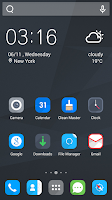 Screenshot of FLUI Icon Pack For Solo