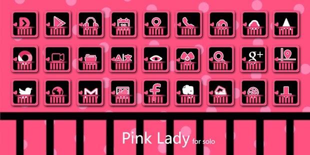 Pink Lady Solo Theme