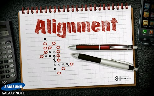 Alignment exclu Galaxy note - screenshot thumbnail