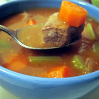 Pauline Werner's Beef Stew.
