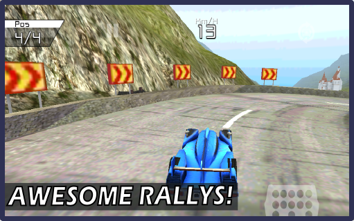 Car Racer 3D- screenshot