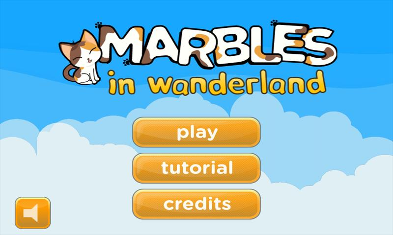 Marbles in Wanderland! - screenshot