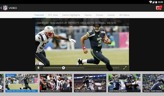 NFL Mobile Screenshot 14