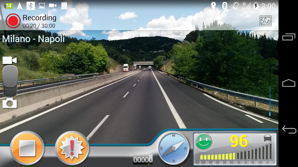 #4. AutoGuard Dash Cam - Blackbox (Android)
