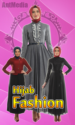 Hijab Pakaian Modern