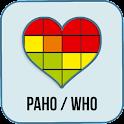 PAHO/WHO Risco Cardiovascular icon