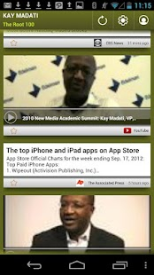 Kay Madati: The Root 100 - screenshot thumbnail