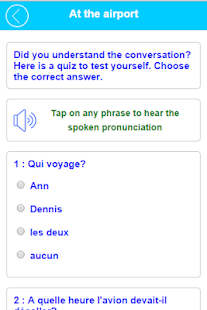 Learn French Speak French- screenshot thumbnail