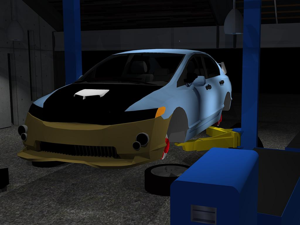 Fix My Car: Custom Mods LITE - screenshot