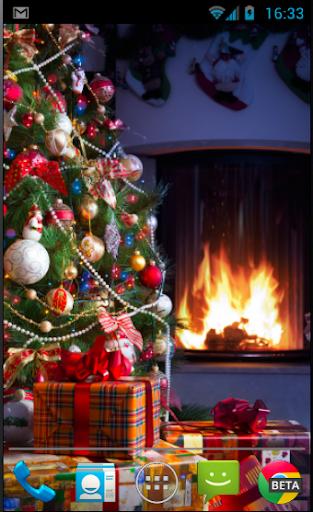 圣诞假期壁纸