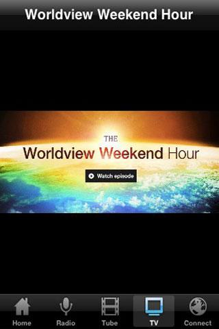 Worldview Weekend - Howse - screenshot