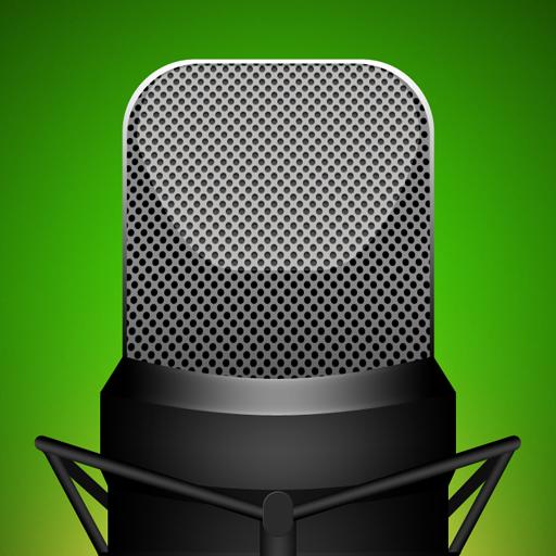 eRecorder:語音備忘錄記錄 商業 App LOGO-APP試玩