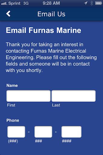 【免費商業App】Furnas Marine-APP點子