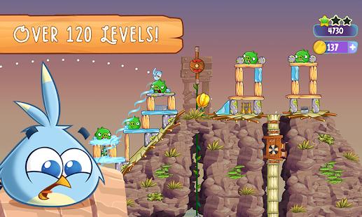 Angry Birds Slingshot Stella Screenshot 24