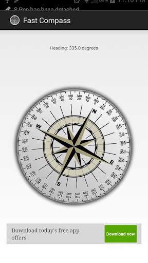 Fast Compass