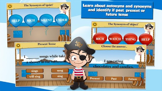 Pirate Kids 2nd Grade Games - Android Apps on Google Play