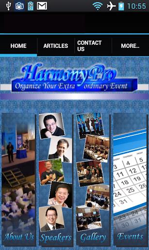HarmonyPro