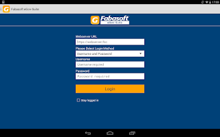 Screenshot of eGov-Suite
