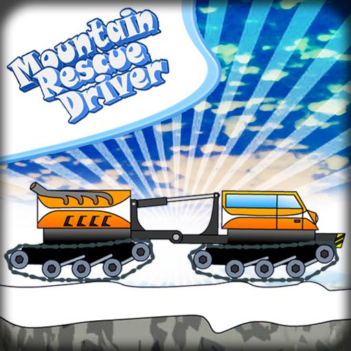 Mountain Rescue Driver LOGO-APP點子