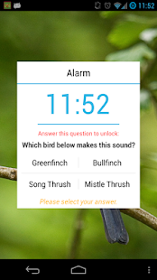 Bird Alarm Clock Pro - screenshot thumbnail