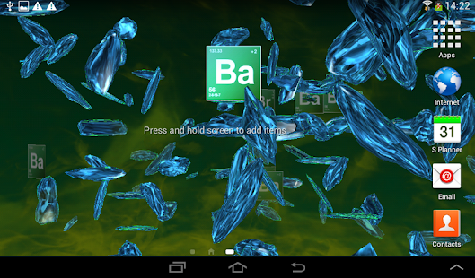 Blue Meth Live Wallpaper - Android Apps on Google Play