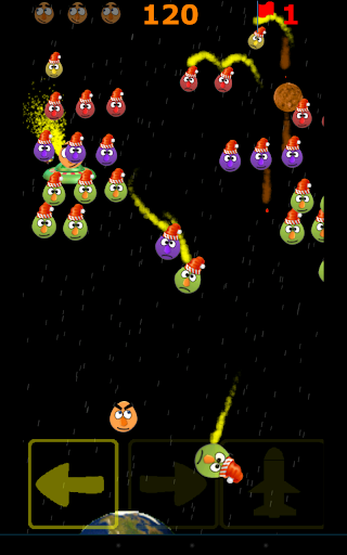 Newty Galaxy Invaders