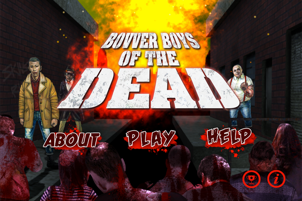 Bovver boys of the dead- screenshot
