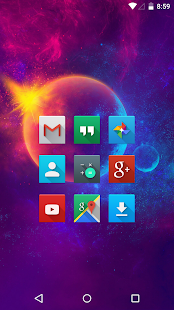 Nox - Icon Pack- screenshot thumbnail