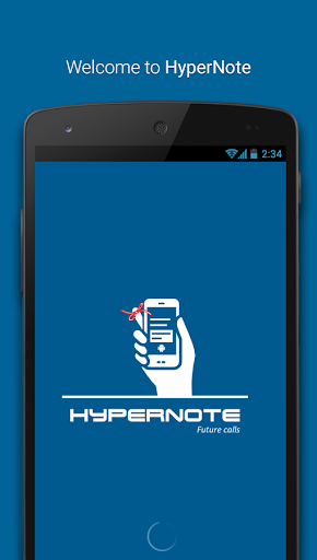 HyperNote - Note On Call