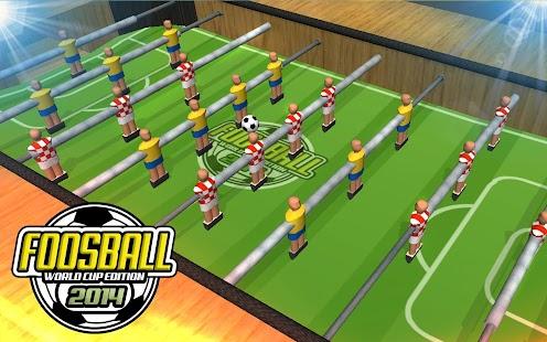 Foosball 2014 WorldCup PRO
