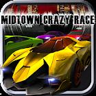 MIDTOWN CRAZY RACE icon
