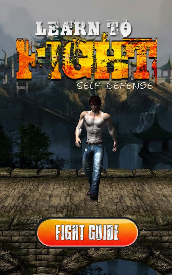 Learn to Fight - Self Defense- screenshot